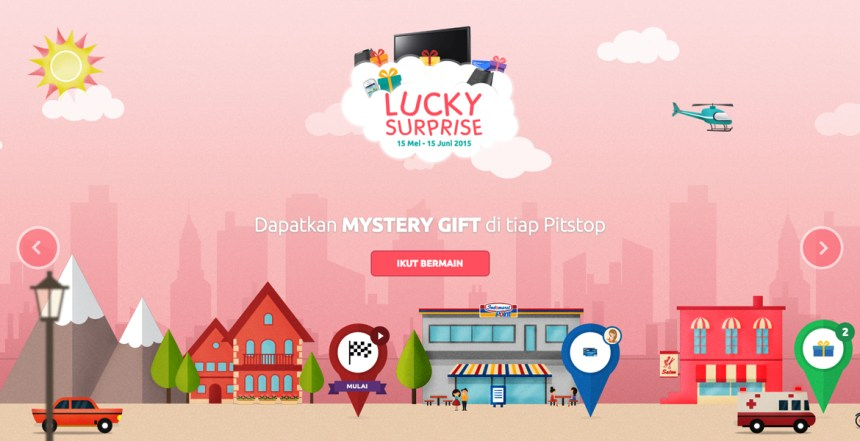 Indomaret Lucky Surprise