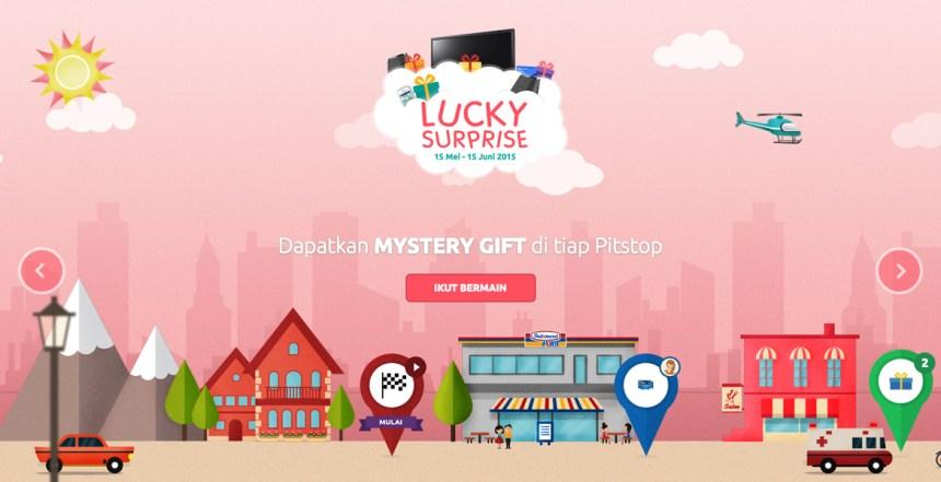 Indomaret Lucky Surprise