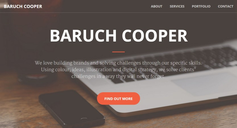 Baruch Cooper