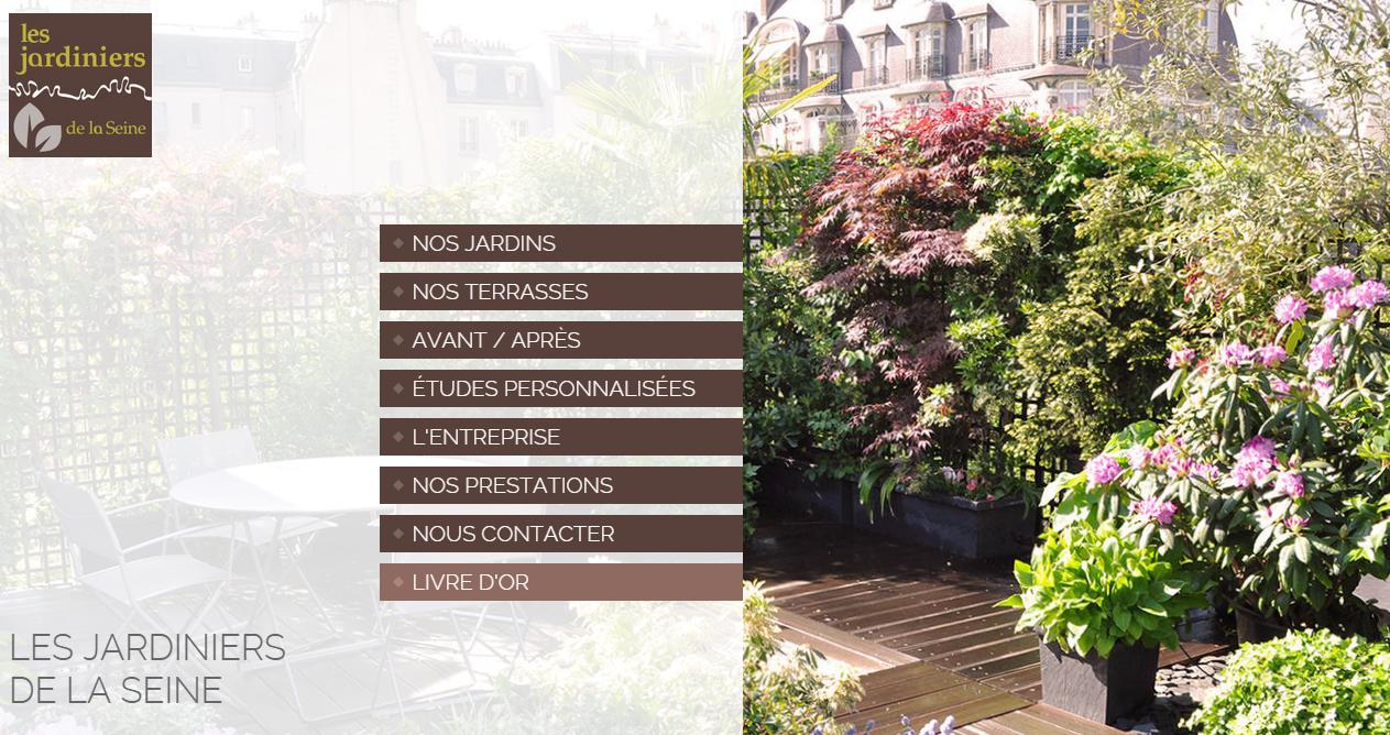 Les Jardiniers de la Seine