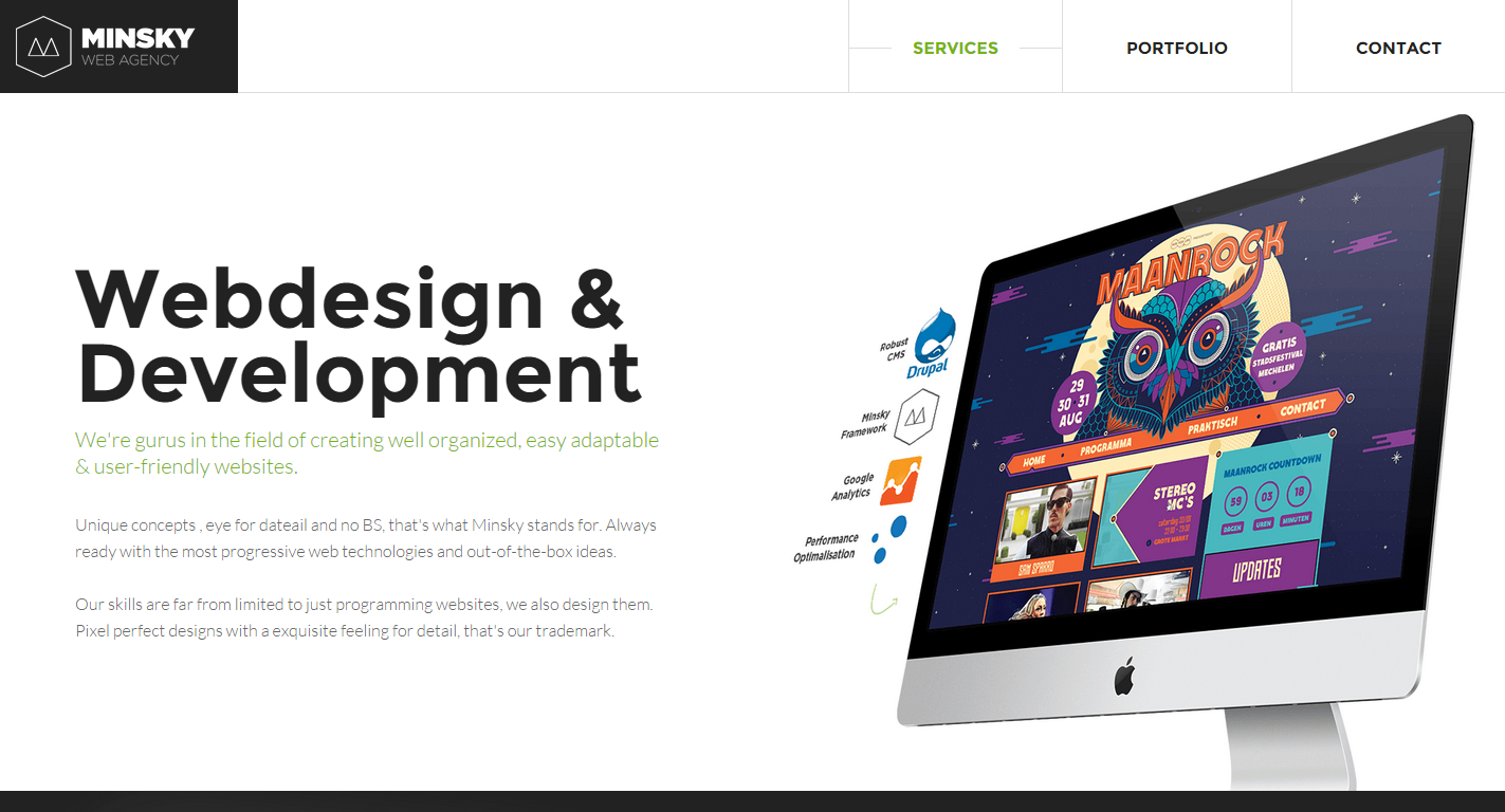 Minsky Web Agency