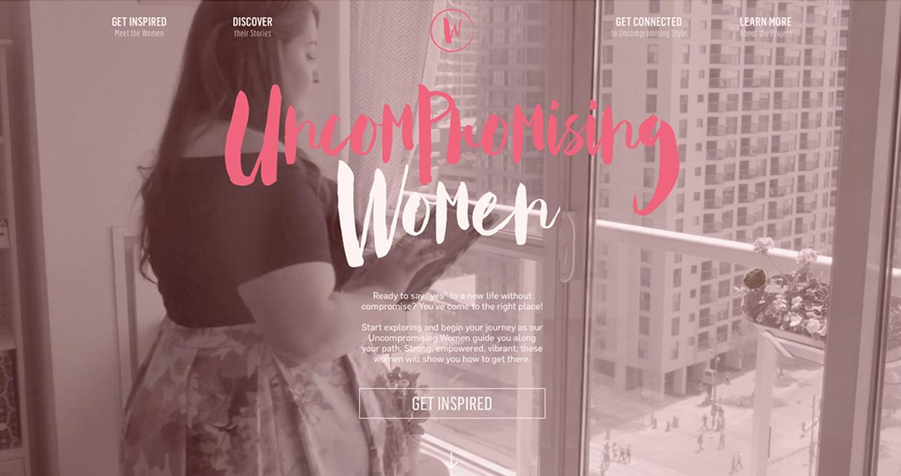 Uncompromising Women
