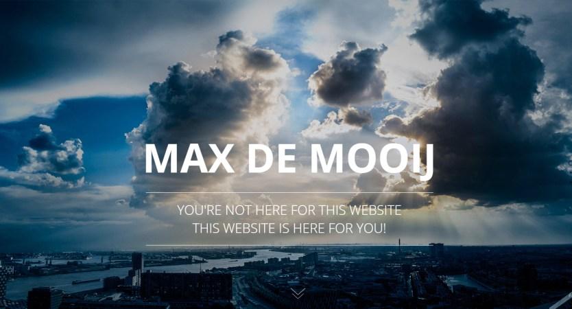 Max de Mooij