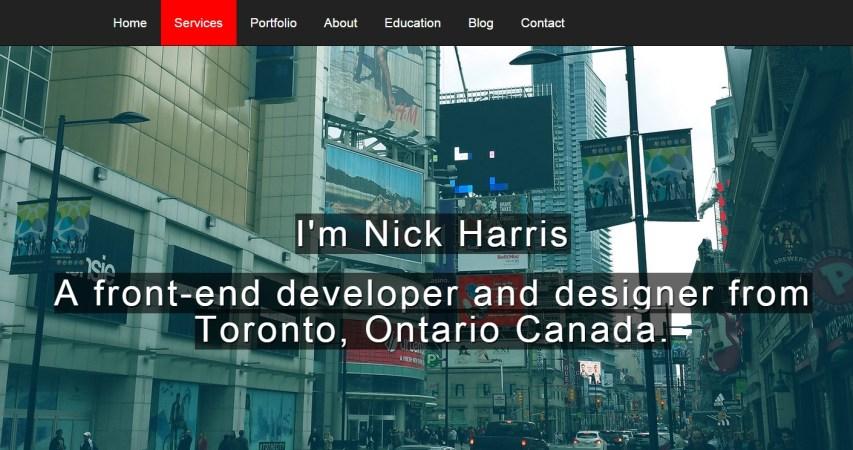 Nick Harris