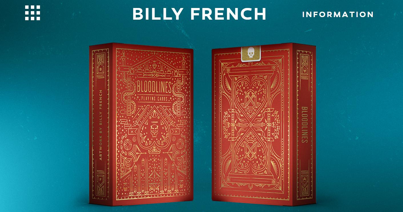 Billy French