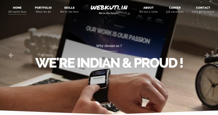 WebKuti