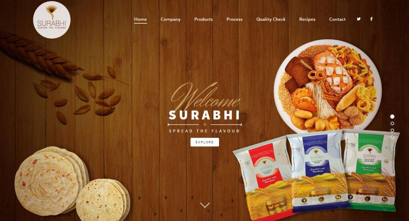 Surabhi — Spread the Flavour