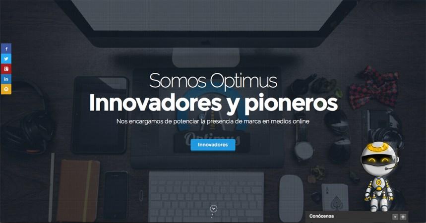 Optimus | Agencia de Marketing Digital