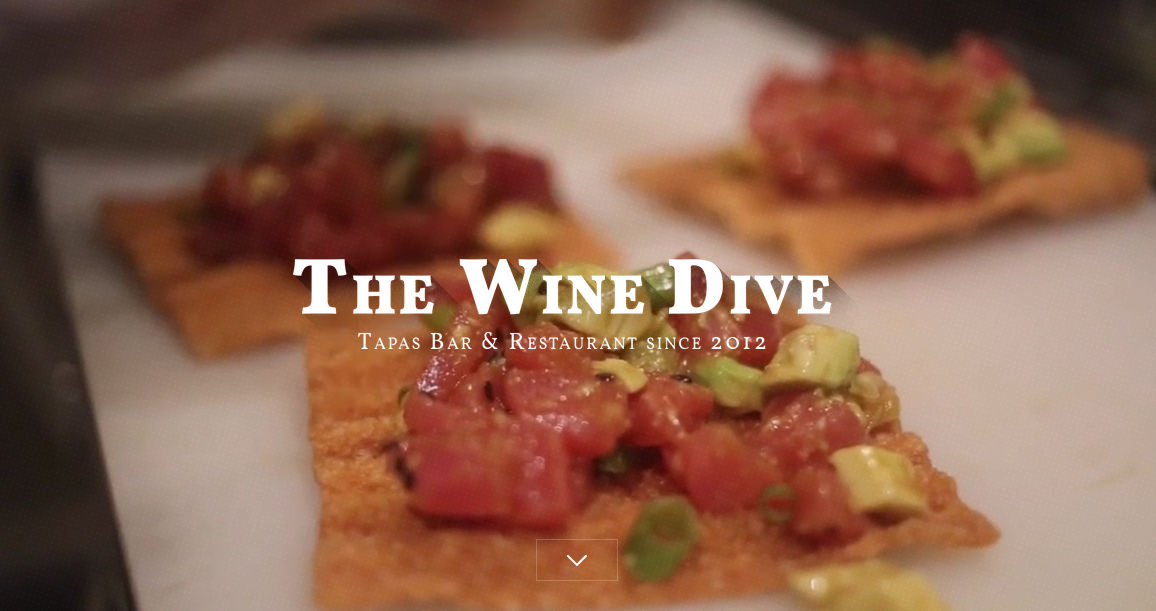 The Wine Dive