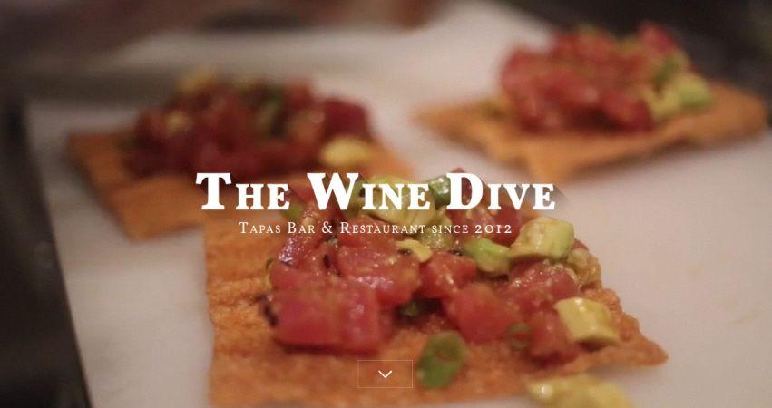 The Wine Dive