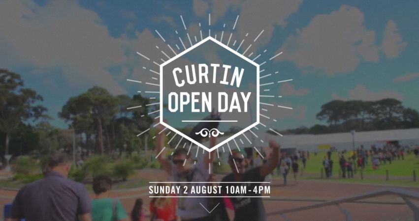 Curtin Open Day 2015