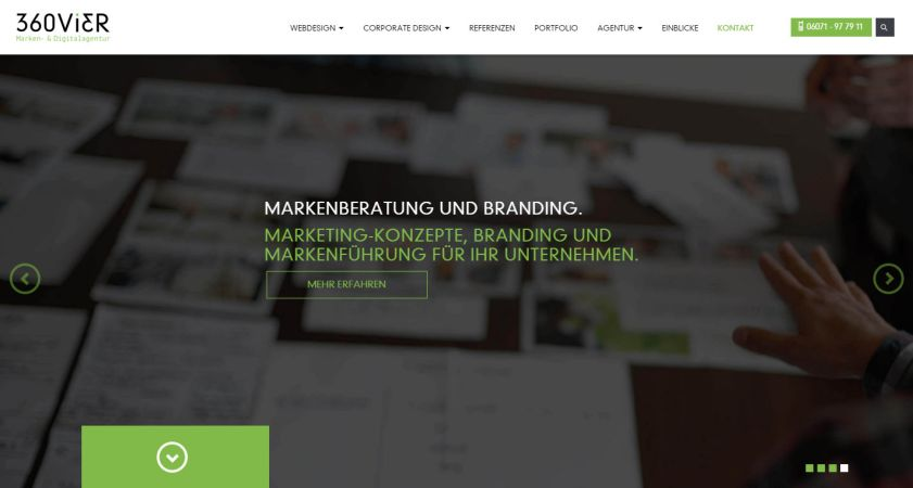 360VIER - Branding & Digital