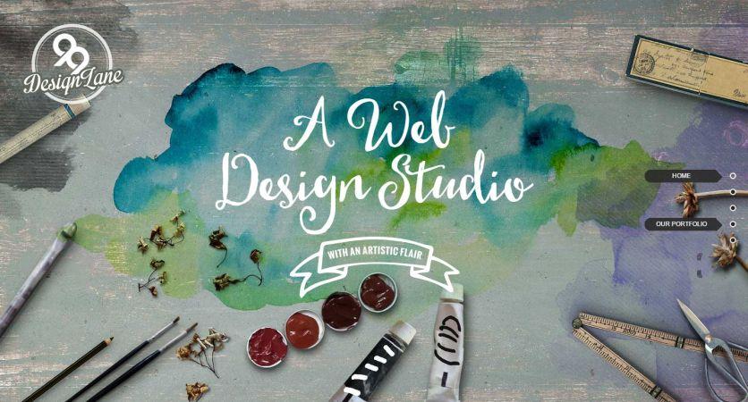 WebDesign Studio — 99DesignLane