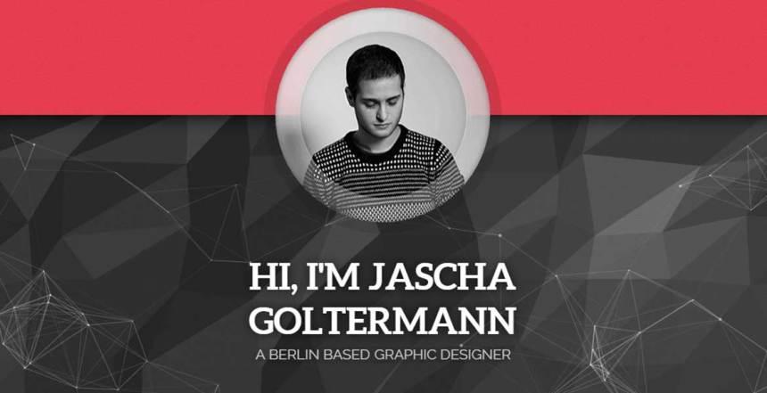 Jascha Goltermann online portfolio