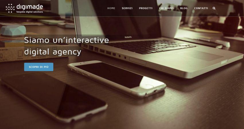 Digimade — Bespoke Digital Solutions