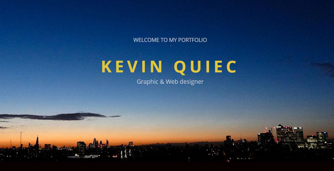 Kevin Quiec Portfolio