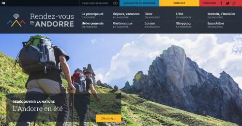 Rendez vous en Andorre