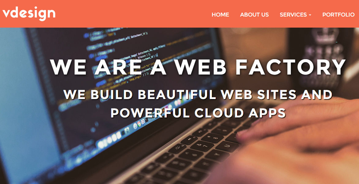 vdesign - web development
