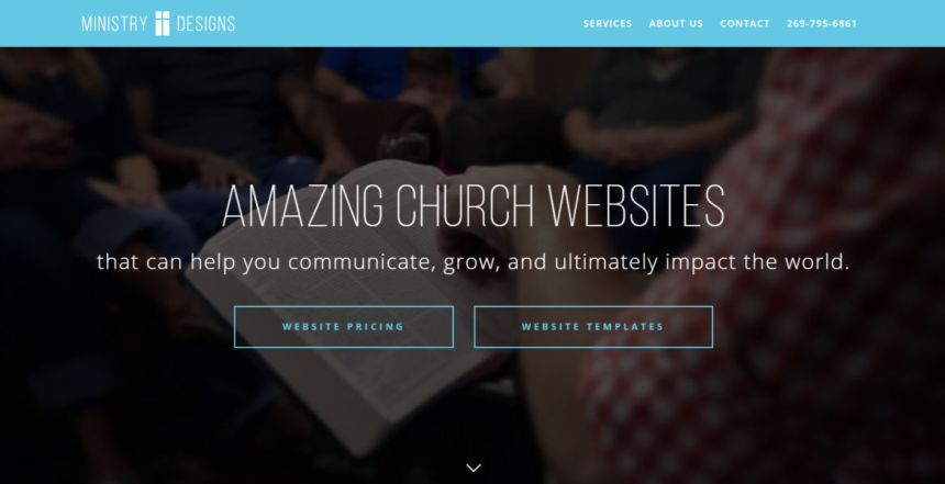 Church Websites and Design