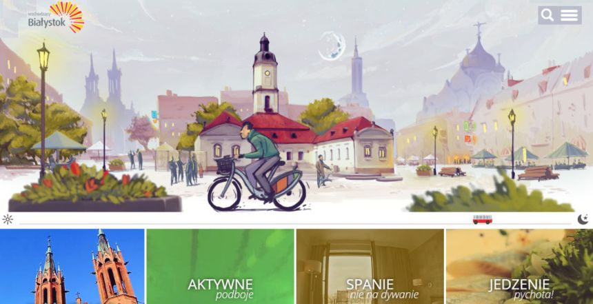 Visit Bialystok