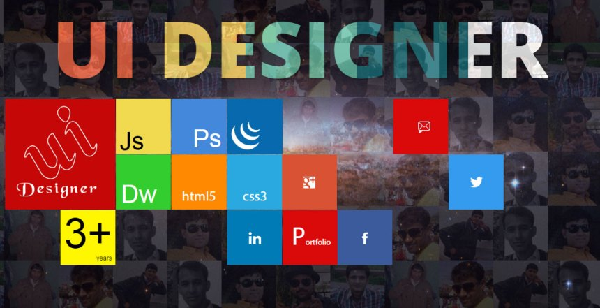 Ui Designer & Developer