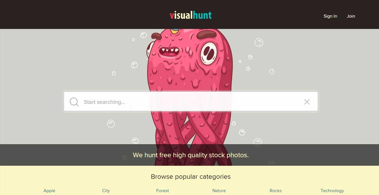 Visual-Hunt