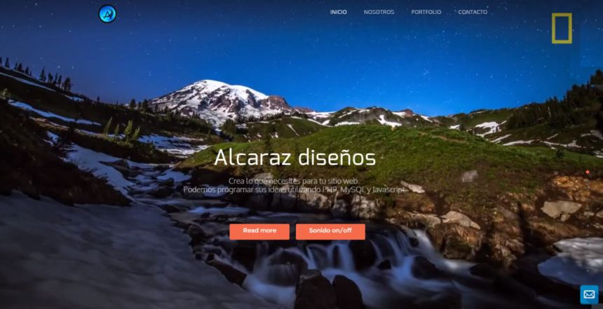 Alcaraz design Web Company