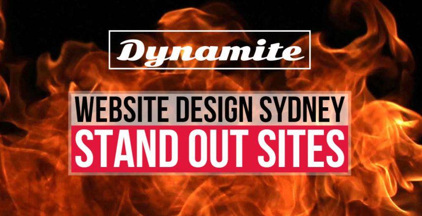 Dynamite WebSite Design