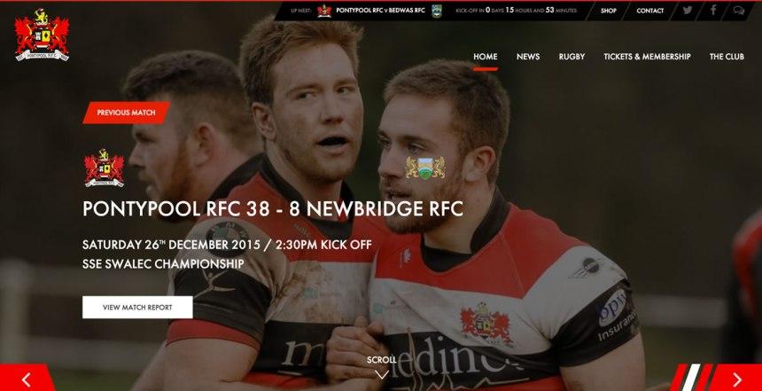 Pontypool Rugby Club