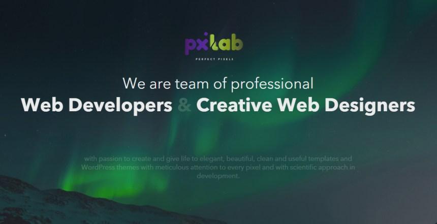 PX Lab | Perfect Pixels