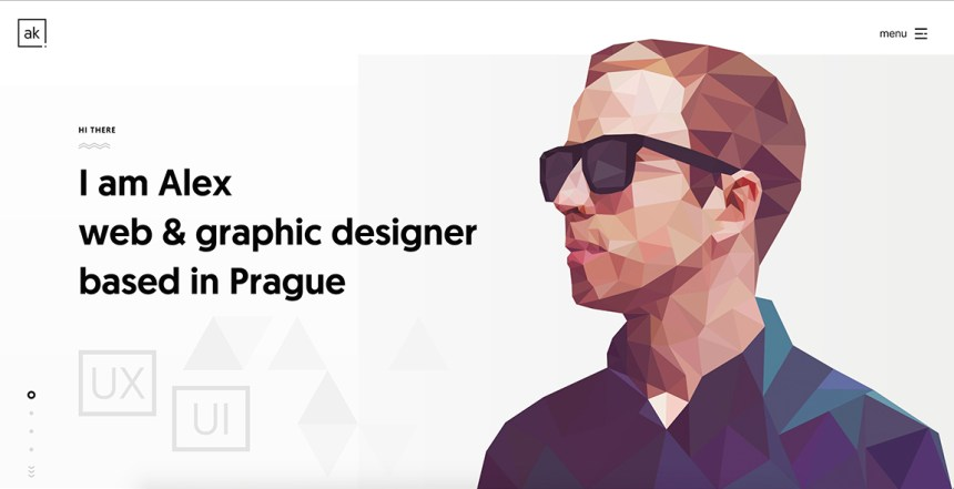 Alex Krasovsky Porfolio Website