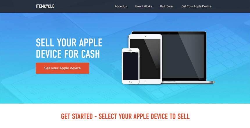 Itemcycle - Sell iPhone, iPad, Mac