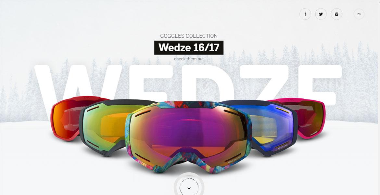 goggles.wedze