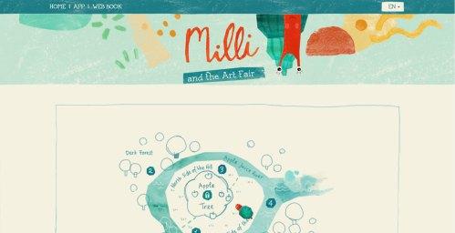 millithesnail
