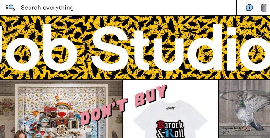 best examples of art entertainment websites inspirations css