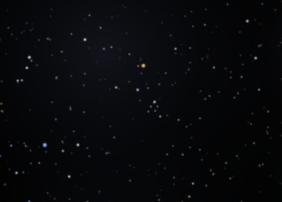 Canvas Animation Starry Sky