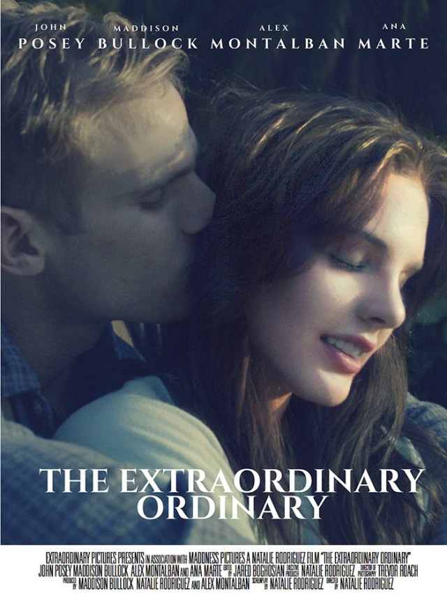 Extraordinary Ordinary movie poster