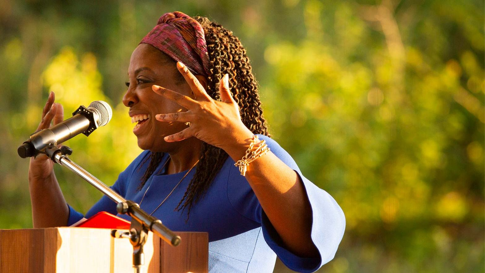 Charlesetta Medina - CSUF Entrepreneurship
