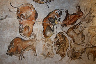Cave Drawing from Wikipedia