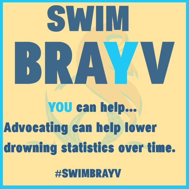YOU can help - Advocating can help lower drowning statistics over time.