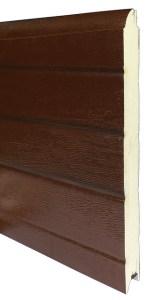 Woodgrain-kitsas laudis-RAL 8014