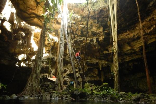 Protecting Sacred Maya Caves