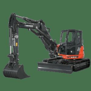 Mini excavator pe senile ES 95 TR