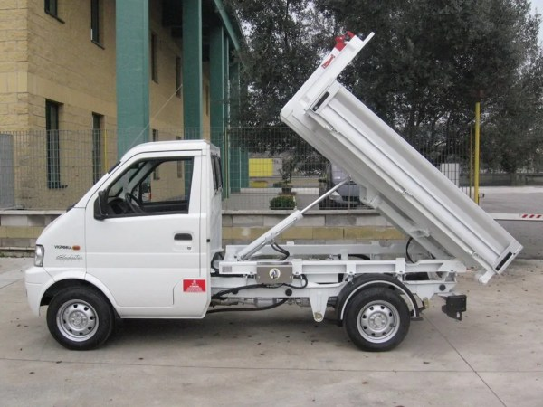 ABROLL WITH TELESCOPIC ARM T 1