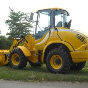 Articulated wheel loader  PL 145