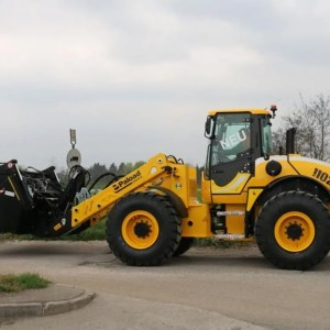 Telescopic wheel loader PT 1102