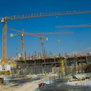 Flat top crane 1260 FTC P8