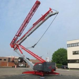Self erecting crane 828 RBI