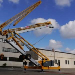 Self erecting crane 930 RBI+FA