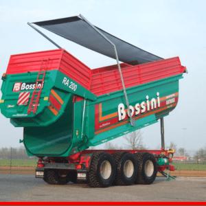 Grain trailer RA3 400-8